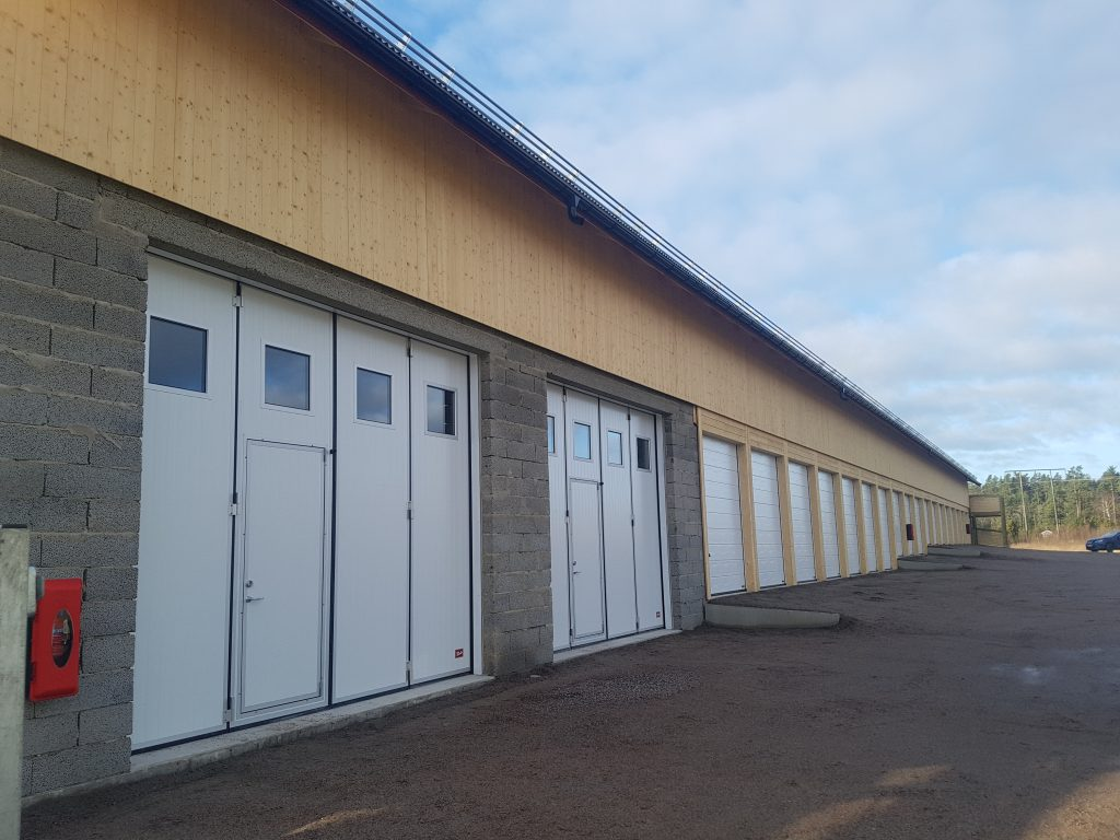 20 m2 Storage room in nortalje
